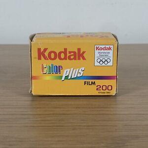 KODAK Color Plus - 36 Exp ISO 200 FILM - New Boxed Expired 11/06