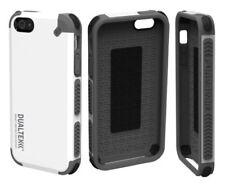Étuis, housses et coques blanche simple iPhone SE pour téléphone mobile et assistant personnel (PDA)