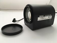 "RICOH PENTAX H16ZME-5P (WX) 1/2"" 7.5-120MM 1:1:6 MOTORIZED ZOOM & FOCUS CCTV LEN"