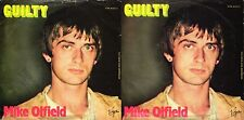 DISCO 45 GIRI  MIKE OLFIELD ‎– GUILTY // EXCERPT FROM INCANTATIONS