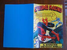 L'UOMO RAGNO N. 1 - STAR COMICS MAGGIO 1987 - CONDIZIONI EDICOLA!