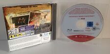 PS3 Uncharted 3 : Drake's Deception press kit  *** RARE *** Playstation 3 PAL 2