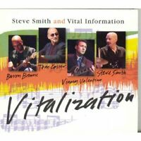 Steve Smith and Vital Information - Vitalization [CD]