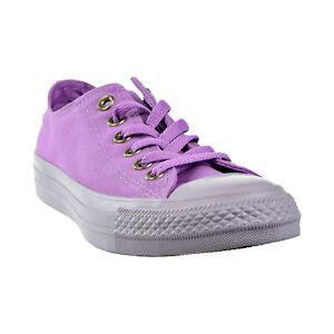 Converse Unisex Chuck Taylor All Star OX Sneaker Dark Orchid 161488F