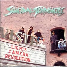 CD - SUICIDAL TENDENCIES - Light...Camera...Revolution