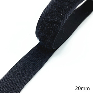 Hook And Loop Tape Fastener Tailors Sewing Accessories Stich Strip DIY Craft