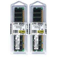 512MB KIT 2 x 256MB DIMM SD NON-ECC PC100 100 100MHz 100 MHz SDRam Ram Memory