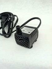 Small Submersible Fountain, Aquarium, Hydroponics Pump 40 GPH - APJR150