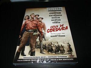"DVD NEUF ""CEUX DE CORDURA"" Gary COOPER, Rita HAYWORTH / Robert ROSSEN - western"