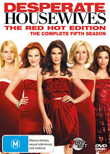 Desperate Housewives: Season 5 * NEW DVD * (Region 4 Australia)