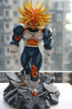 "2018 DragonBall Z Super Saiyan Third Grade Future Trunks Resin 12"" Figure Statue"