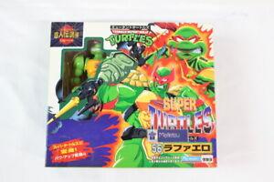 TAKARA Teenage Mutant Ninja Turtles Super Turtles 56 RAPHAEL Figure Toy