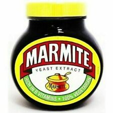 Twin Pack - MARMITE Yeast Extract Spread - 250g x 2 Jars - For Vegans