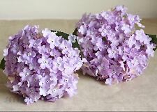 "13"" Artificial Silk Hydrangea Flowers Plant Bouquet Wedding Party Decor Home"