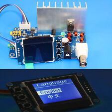 DIY KITS 12V Digital LED Radio Station 7W PLL Stereo FM Transmitter 76M-108MHz
