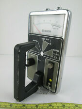 Bicron Faceplate W Meter And Handle For Radiation Geiger Counter Detector Skuk1