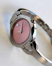 MOVADO Women's Watch, KARA model, 84 A1 1846, Pink Face, GORGEOUS!!!