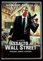 Assalto a Wall Street DVD D554152