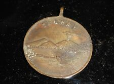 WW2 - 5th ARMY,  US and BRITISH COMMEMORATIVE MEDAL: NAPLES 1943 12C