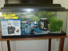 Aquarium 20 gallon long complete with all stuff excellent condition