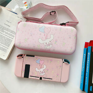 Cute Cartoon Cinnamoroll Nintendo Switch Case Soft Protective cover bag Pouch UK