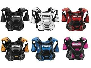 Thor Guardian Youth & Adult Chest Protector Roost Guard MX ATV Motocross '20