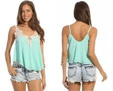 Lucy in the Sky Stelly Top Size 12 NWOT