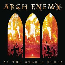 ARCH ENEMY - AS THE STAGES BURN - NEW VINYL LP