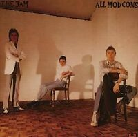 The Jam - All Mod Cons Remastered (NEW CD)