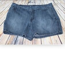 Apt.9 Women's Blue Denim Jean Shorts Size 6