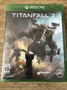 Titanfall 2 (Microsoft Xbox One, 2016) ***Brand New Sealed