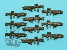 Accurate Armour 1:35 Uk L85A2 Ugl Weapons (Qty-10) A133*