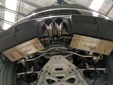 IPE Cat Back Exhaust System for 15-16 Porsche Cayman GT4 981