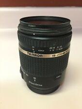 Tamron 18-270mm f/3.5-6.3 Di-II VC PZD Lens For Minolta/Sony A Mount (B008)