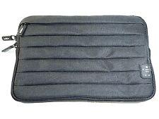 Universal Belkin Pleat Zippered Sleeve Tablet E-Reader Kindle Case - Black