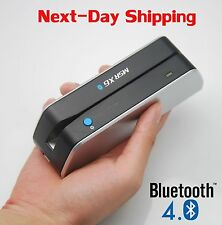 MSR X6 bluetooth Credit Card Readers Writer Encoder card skimmer swiper scanner