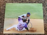 Albert Almora Signed 8x10 Photo Chicago Cubs Autograph