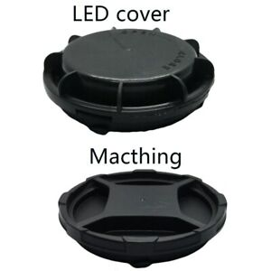 For Kia Sportage 2018 Car Headlight Dust Cover LED Bulb Extension Cap Waterproof