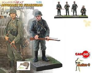 Dragon #1 WW2 German 98K Soldier STALINGRAD 1:35 model CD_1