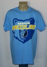 Memphis Grizzlies Team Name & Logo T-Shirt S