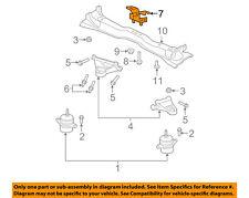 FORD OEM 05-14 Mustang-Transmission Trans Mount 6R3Z7E373B