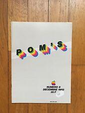 POM'S : Numéro 6 - La revue francophone des utilisateurs de l'Apple