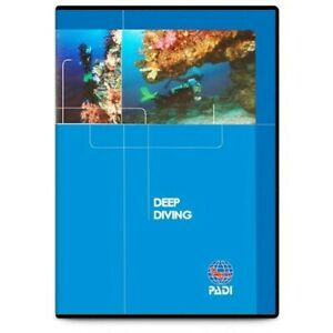 PADI Deep Diving Speciality DVD