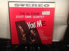 AL COHN & ZOOT SIMS - You 'n Me ~ MERCURY / NIPPON 1001 {nm} w/Major Holly >NICE