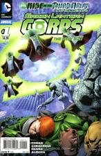 Green Lantern Corps (3rd Series) Annual #1 FN; DC   save on shipping - details i