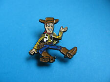 TOY STORY, Disney Character badge. Woody © Disney / Pixar. Sedasma