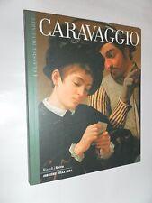 CARAVAGGIO - RIZZOLI SKIRA - CORRIERE DELLA SERA - PRES RENATO GUTTUSO 2003
