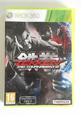 Tekken Tag Tournament 2 Xbox360 PAL