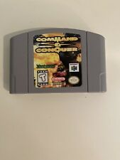 Command & Conquer - Authentic (N64, Nintendo 64) Video Game