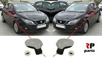 FOR SEAT IBIZA 2008 - 2017 NEW WING MIRROR MANUAL PRIMED PAIR SET LHD